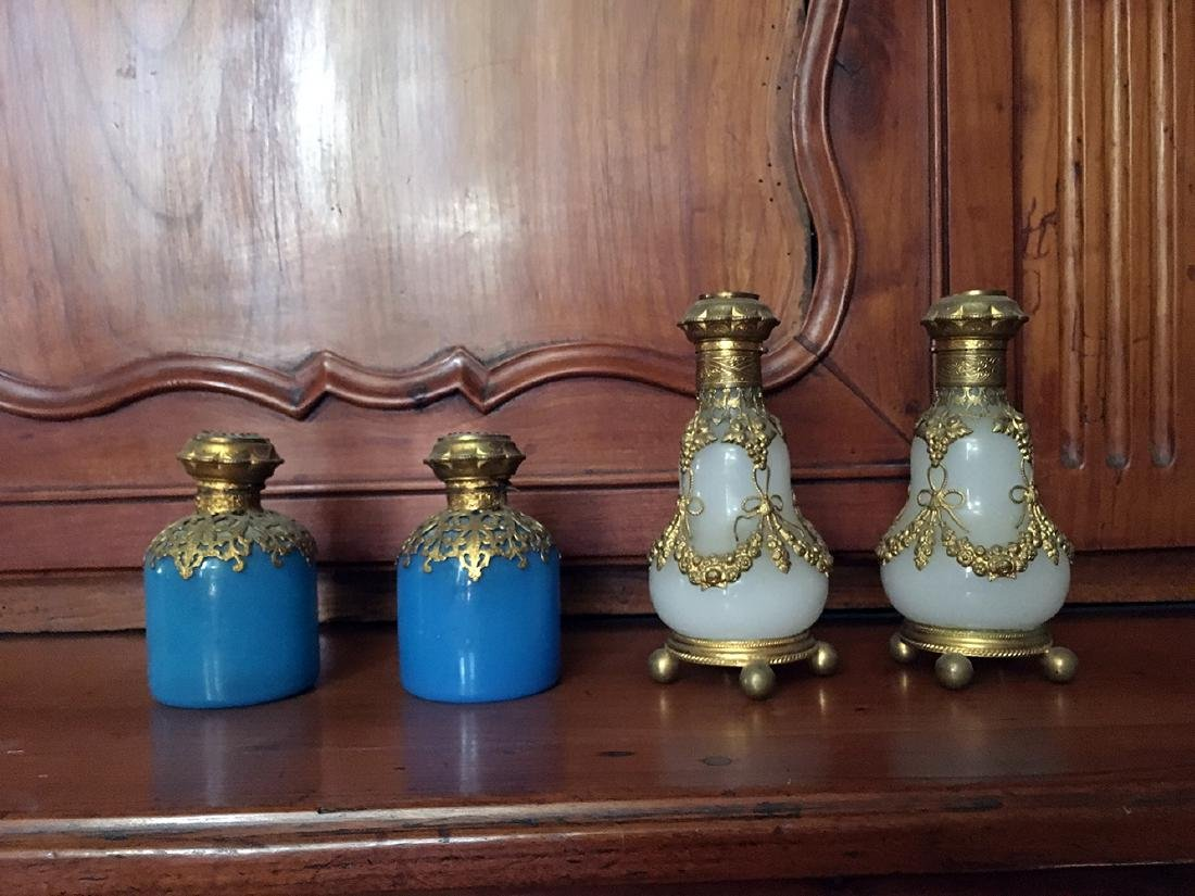 French Victorian Perfume Bottles