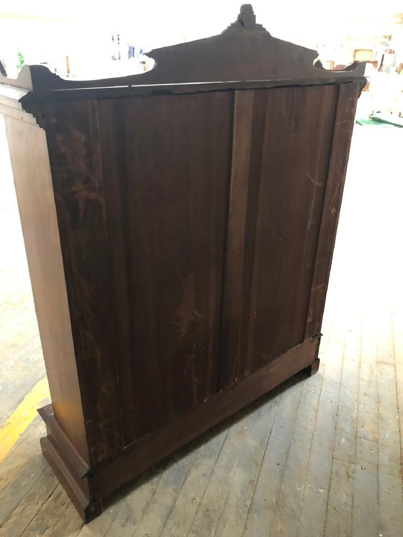 Black Walnut Bookcase - 10