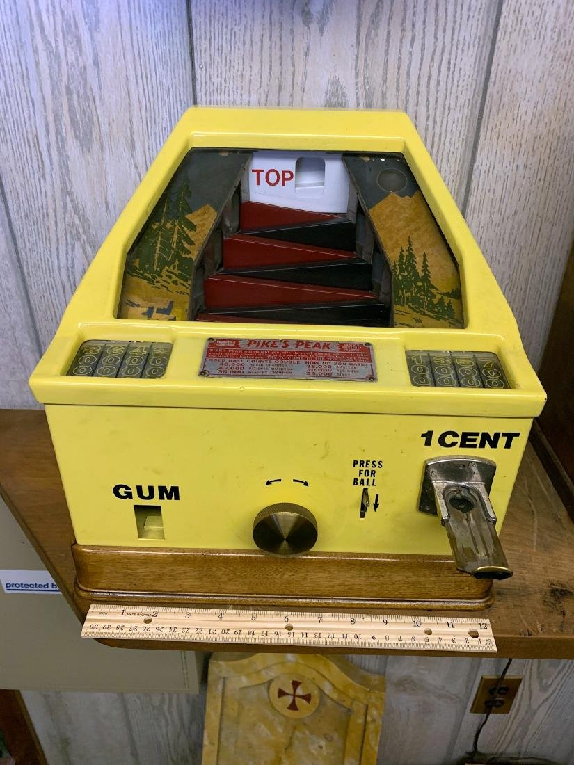 Groetchen Tool Co. Pike's Peak Trade Game