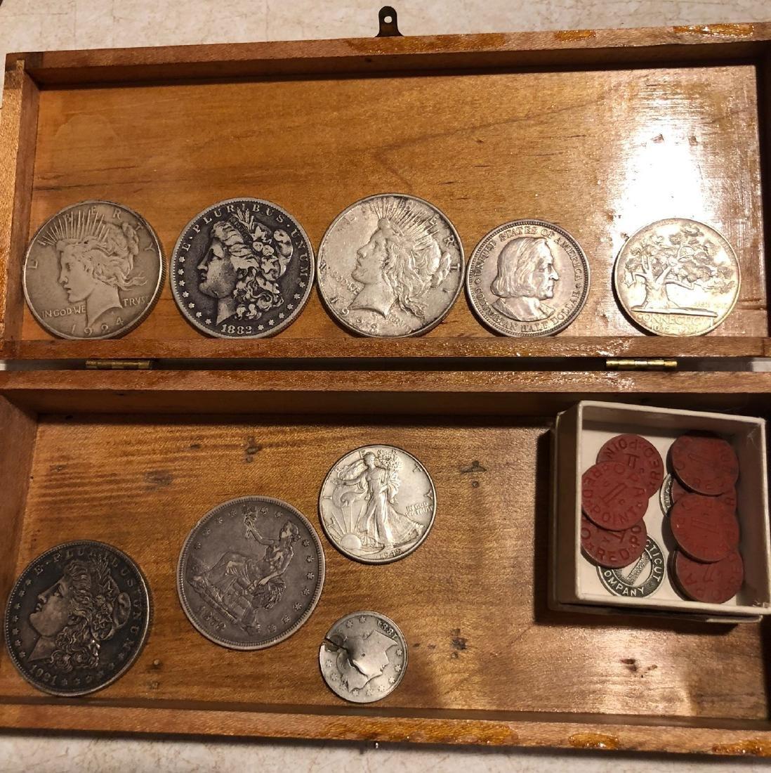 Estate Silver Coins
