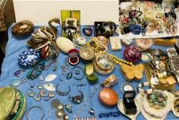 Estate Treasure Trove of Jewelry