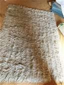 Svangsta Lin Mid-Century Modern Shag Rug