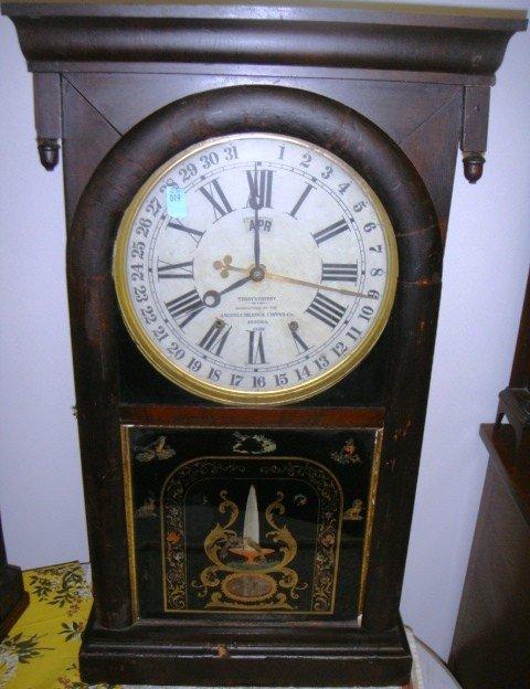 19: Ansonia Brass & Copper Co., Ansonia, CT ca 1870. La