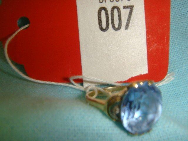 7: 14 K Gold Ring