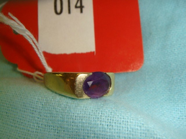 14: Gold Ring
