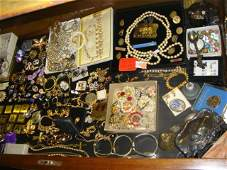 245A A Treasure Trove of Estate Goodies and Jewelry C