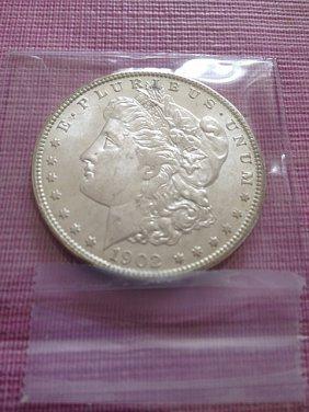 7: 1902-O Silver Dollar