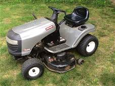 Craftsman LT 2000 Riding Lawn Mower
