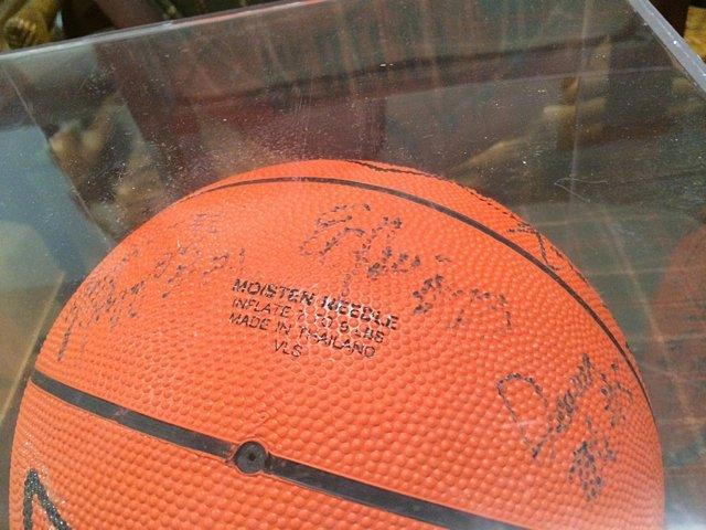 UConn Rebecca Lobo Basketball - 3