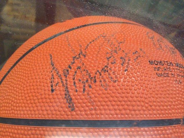 UConn Rebecca Lobo Basketball - 4