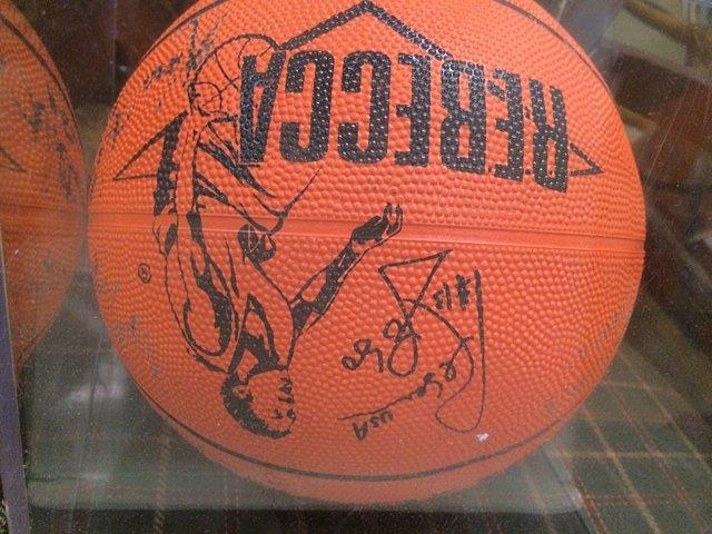 UConn Rebecca Lobo Basketball - 5