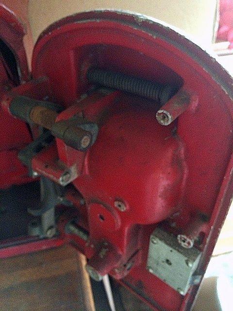 NYC Antique Fire Alarm Box - 3