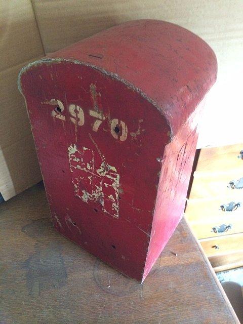 NYC Antique Fire Alarm Box - 4