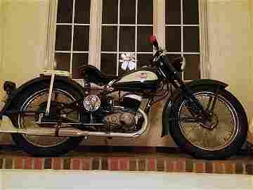 1959 Harley-Davidson Hummer