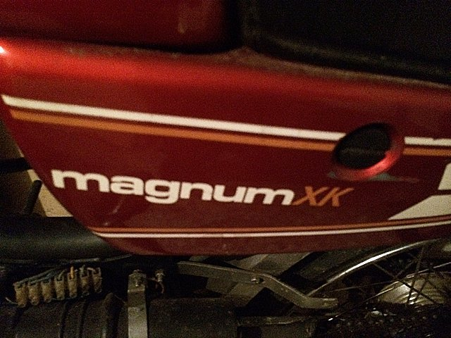 1978 Puch Magnum XK Moped - 2
