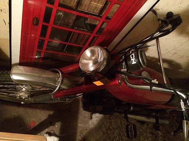 1978 Puch Magnum XK Moped - 4