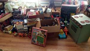 Toy Discovery Lot