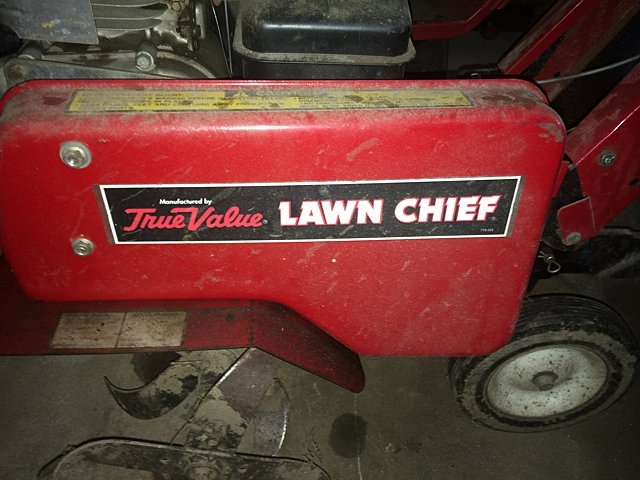 Lawn Chief Rototiller - 2
