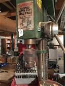 Drill Press and Bits