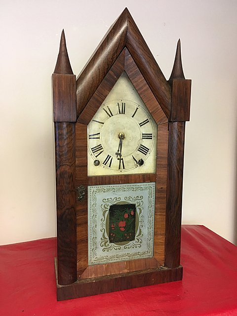 Terry and Andrews Steeple Clock