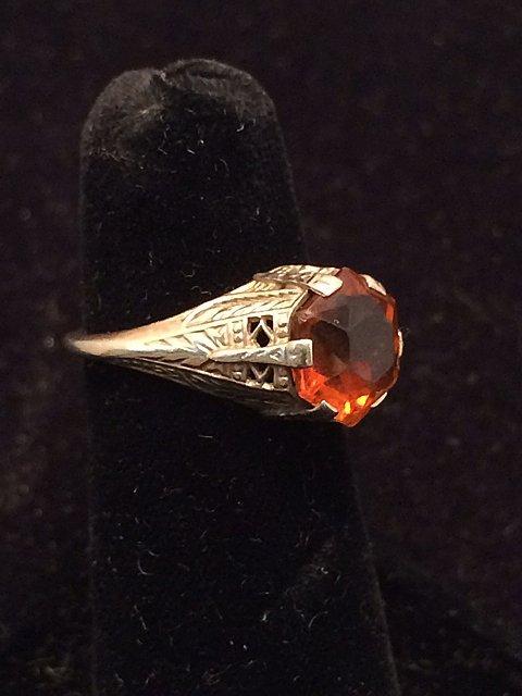 Antique 14kt Gold Ring