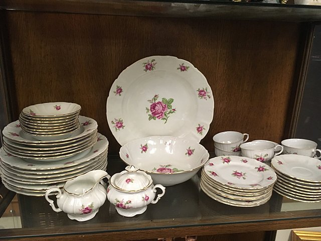 50 Piece Set of China