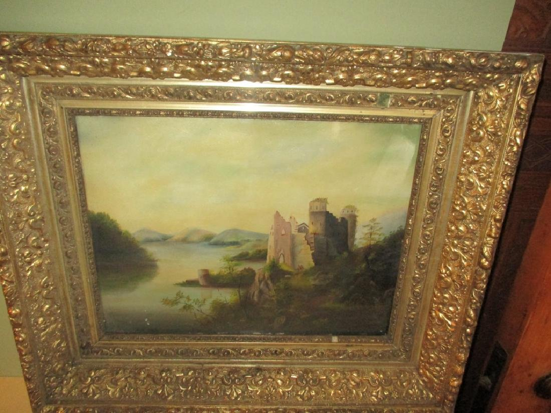 19th Century English Landscape Painting