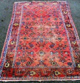 Old Hamadan Oriental Carpet