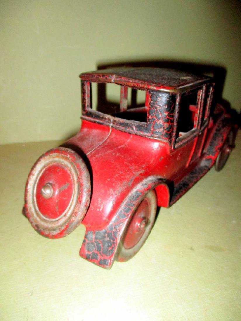 Cast Iron Toy Car Circa 1920 - 3