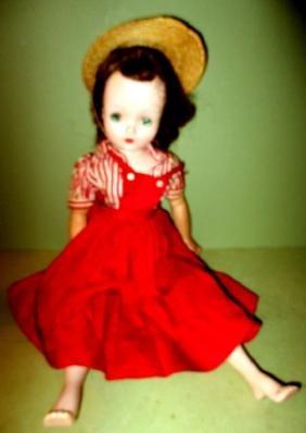 Madame Alexander Crissy Doll