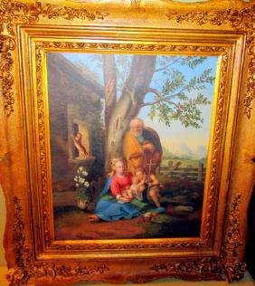 18/19th Century French Old Master Painting