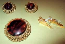 Lot of Hobe Costume Jewelry