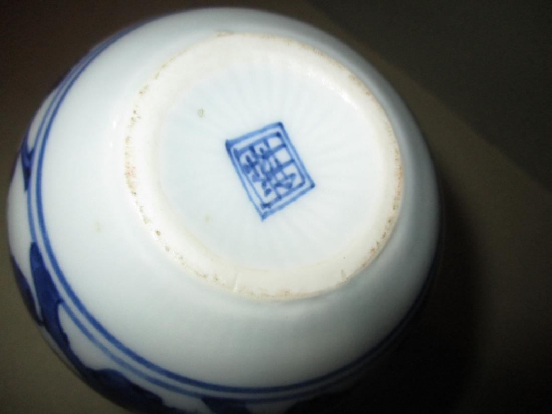 Early 19th C. Japanese Double Gourd Vase - 2