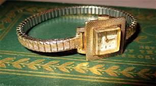 14K LeCoultre Lady's Wristwatch