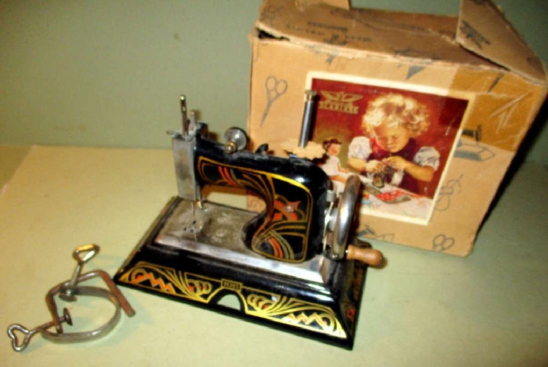 Child's Sewing Machine by Casige