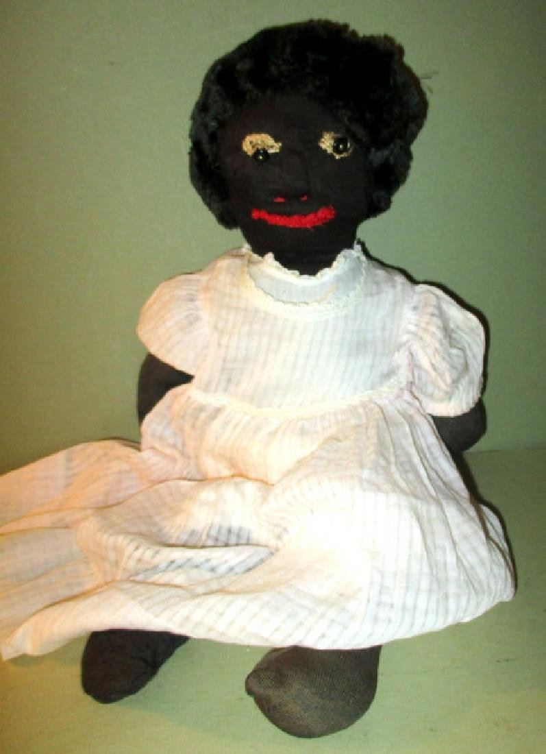 Handmade Black Mammy Doll