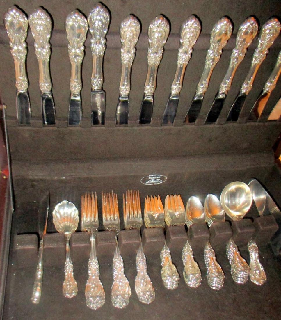 Set of Francis I Sterling Flatware for Twelve