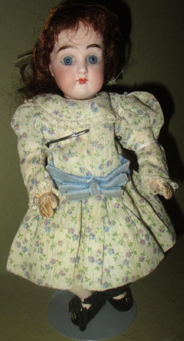 """Kestner 9""""-10"""" Doll"""