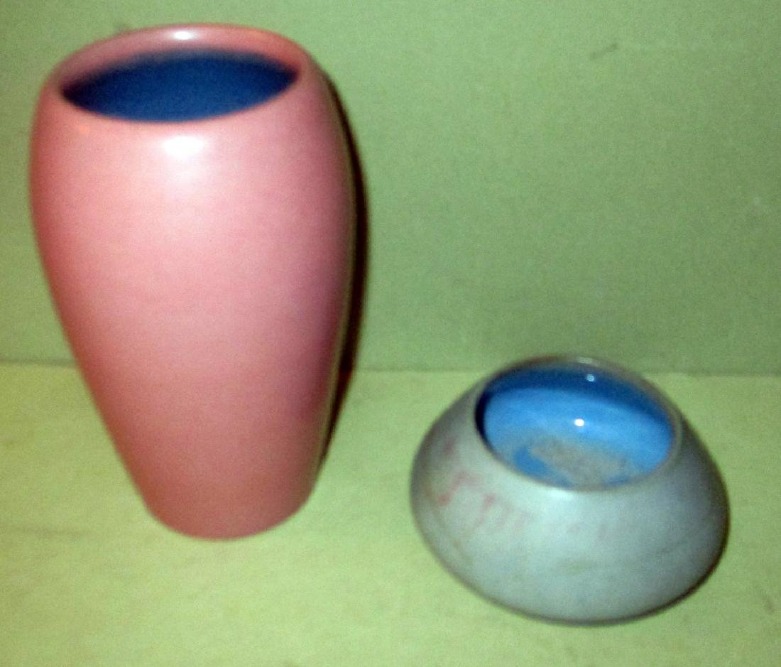 Two Pieces of Marblehead Pottery (as-is)