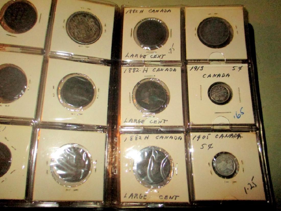 Canadian Coin Album - 3