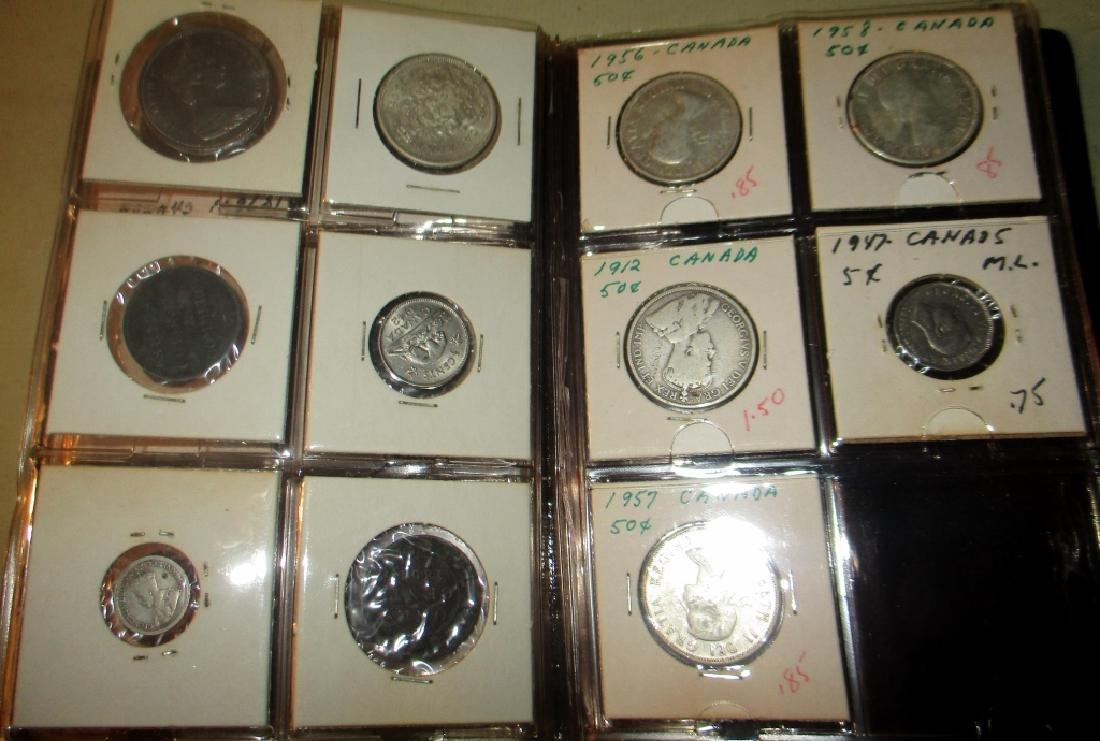 Canadian Coin Album - 4