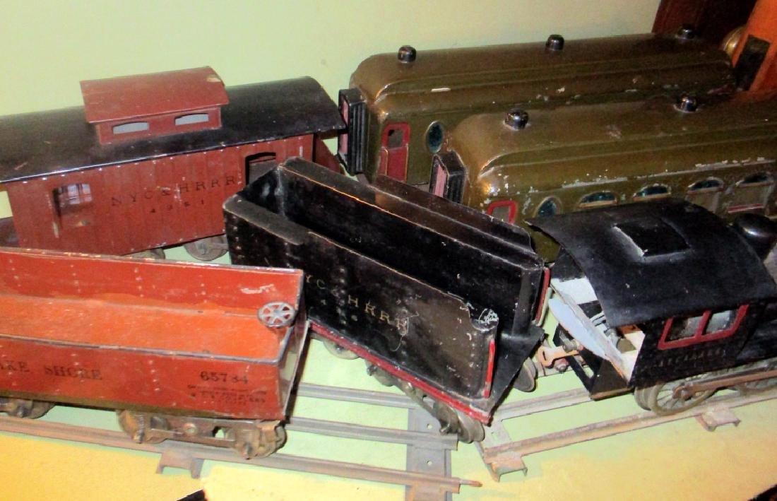 Toy Train Set Circa 1910 MCB Cou[plers - 2