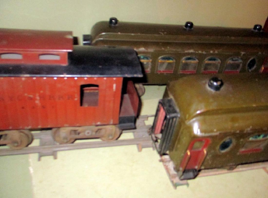 Toy Train Set Circa 1910 MCB Cou[plers - 3