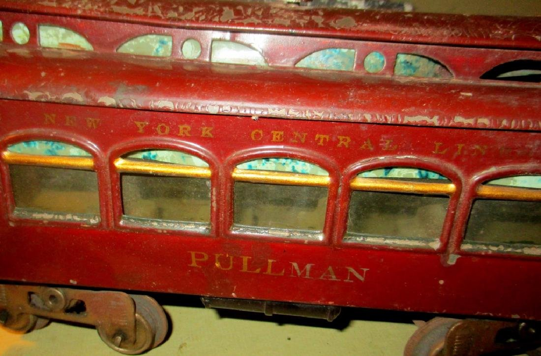 Two Lionel Pullman Electric Train Cars - 2