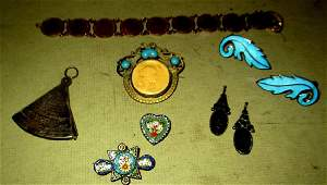 Misc. Lot of Vintage Jewelry