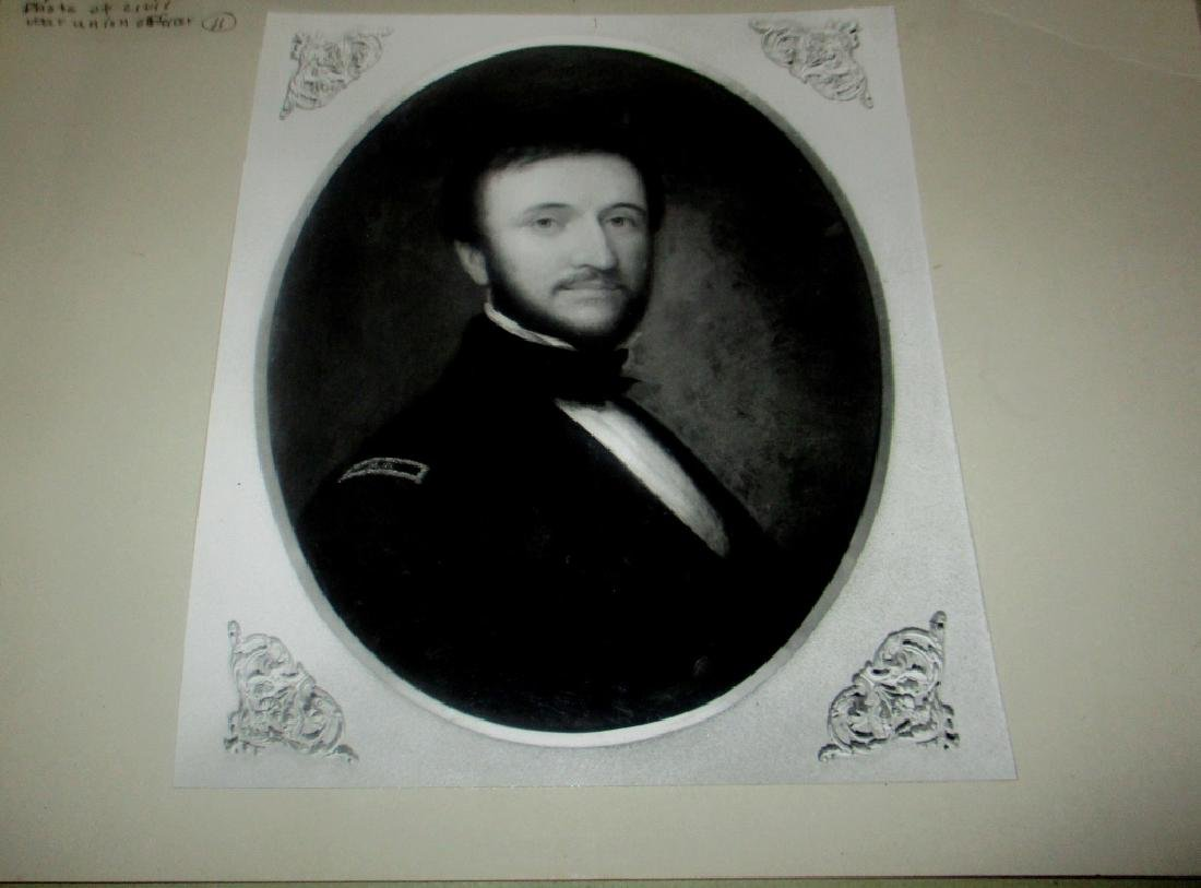 Civil War Presentation of Gratitude Dated 1870 - 2