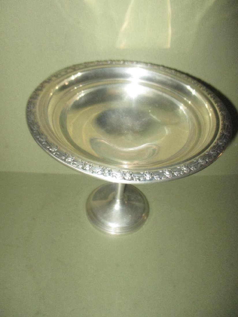 Sterling Candy Compote - 2