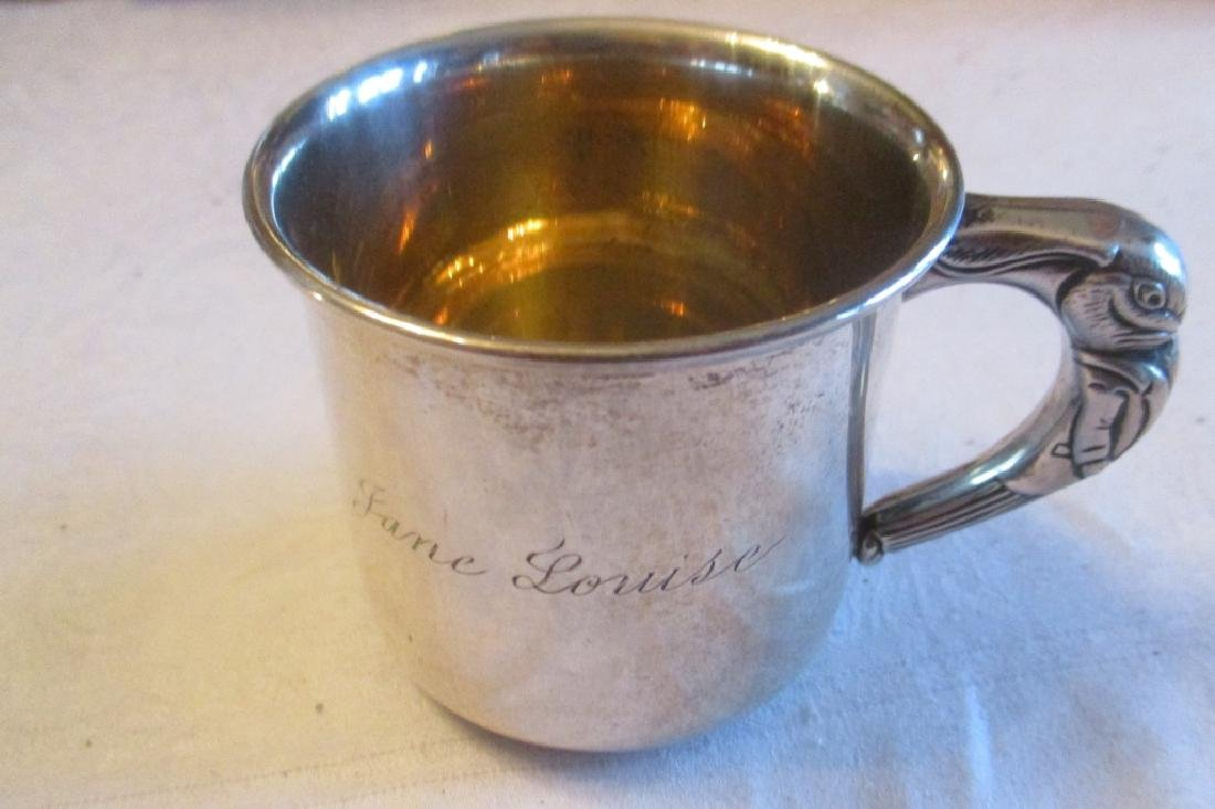 Sterling Baby Cup
