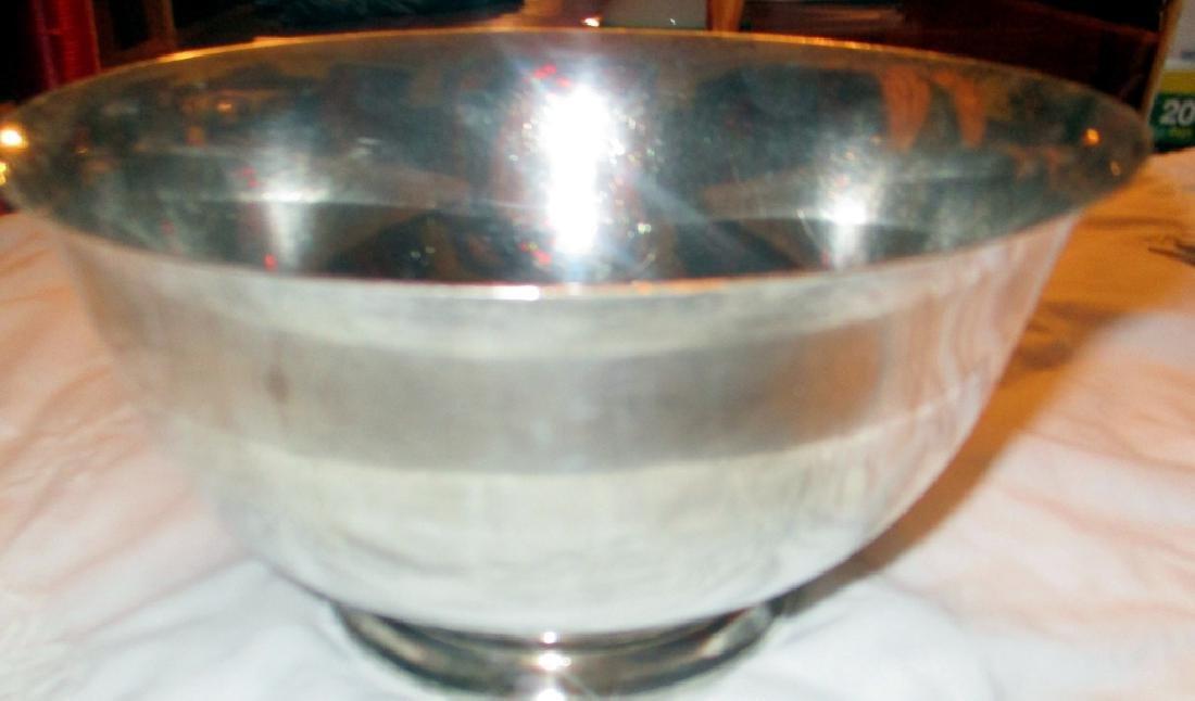 Sterling Revere Style Bowl