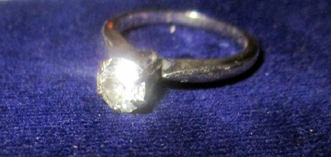 Diamond Ring in 14K White Gold - 2